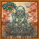 CEREBRAL FIX - disaster of reality CD