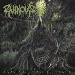 RUINOUS - graves of ceaseless death CD