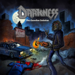 DARKNESS - the gasoline solution CD