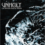 UNHOLY - the second ring of power CD+DVD