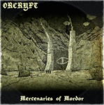 ORCRYPT - mercenaries of mordor CD