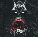 KANDAR - groovy CD