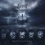 ANCIENT - back to the land of the dead CD