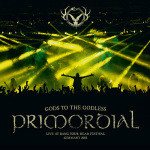 PRIMORDIAL - gods to the godless (live at BYH 2015) DigiCD