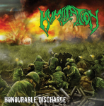 HUMILIATION - honourable discharge CD