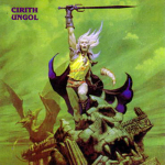 CIRITH UNGOL - frost and fire CD