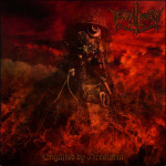 SATOR MARTE - engulfed by firestorm CD