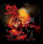 MORTA SKULD - wounds deeper than time DigiCD