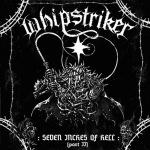 WHIPSTRIKER - seven inches of hell pt.II CD