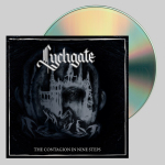 LYCHGATE - the contagion in nine steps CD