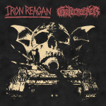 IRON REAGAN / GATECREEPER - split CD