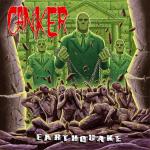 CANKER - earthquake CD
