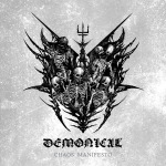 DEMONICAL - chaos manifesto DigiCD+Schuber