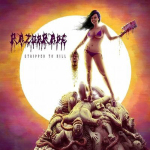 RAZORRAPE - stripped to kill CD