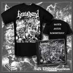 GRAVEYARD - back to the mausoleum CD+T-Shirt Bundle M