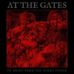 AT THE GATES - to drink from the night itself CD
