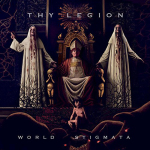 THY LEGION - world stigmata CD