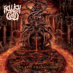 HELLISH GOD - the evil emanations CD