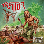 TRAITOR - knee-deep in the dead CD