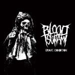 BLOOD TSUNAMI - grave condition CD