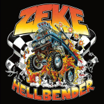 ZEKE - hellbender CD