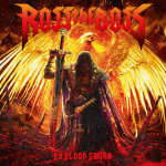ROSS THE BOSS -  by blood sworn CD