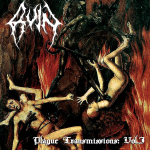 RUIN - plague transmissions: vol.1 CD