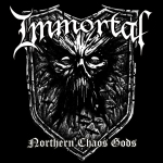 IMMORTAL - northern chaos gods DigiCD