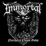 IMMORTAL - northern chaos gods DigiCD