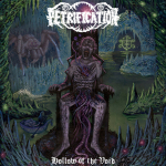 PETRIFICATION - hollow of the void CD