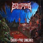ECTOPLASMA - caverns of foul unbeings CD