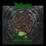 ROTHEADS - sewer fiends CD