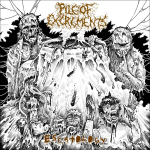 PILE OF EXCREMENTS - escatology CD