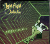 NIGHT FLIGHT ORCHESTRA, THE - amber galactic DigiCD