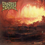 PANZER SQUAD - ruins CD