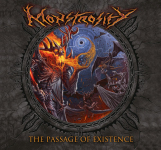 MONSTROSITY - the passage of existence DigiCD