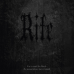 RITE - lie in wait for blood / se menniskan, hatet, hanet CD