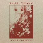 SOLAR TEMPLE - fertile descent DigiCD