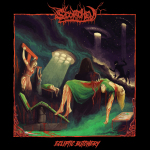 SCORCHED - ecliptic butchery CD