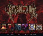 BENEDICTION - the nuclear blast recordings 6CDBox