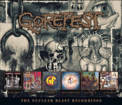 GOREFEST - the nuclear blast recordings 6CDBox