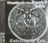 WOMBBATH / DEPARTED SOULS - split MCD