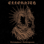 ELLORSITH - triumphant nothingness CD