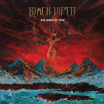 BLACK VIPER - hellions of fire CD+Schuber