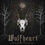 WOLFHEART - constellation of the black light DigiCD