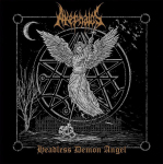 AKEPHALOS - headless demon angel CD