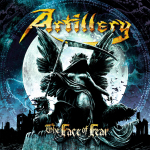 ARTILLERY - the face of fear DigiCD