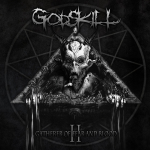 GODSKILL - the gatherer of fear and blood CD
