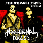 NOCTURNAL BREED - the whiskey tapes germany CD