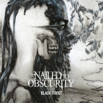 NAILED TO OBSCURITY - black frost DigiCD